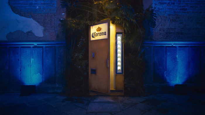 Corona Brings Paradise to Urban Dwellers with a Hyper Sensorial Immersive VR Experience