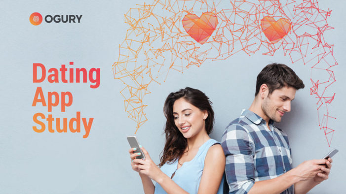 Ogury's new study highlights the dating app usage from around the world