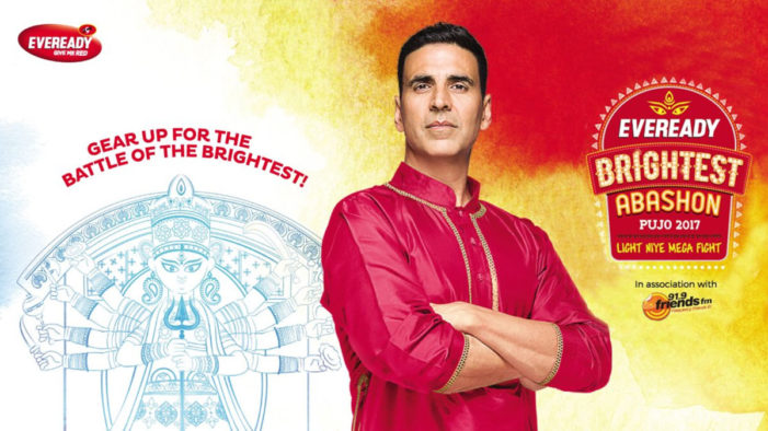 Rediffusion's latest campaign for Eveready's LED Bulbs featuring Bollywood's Akshay Kumar