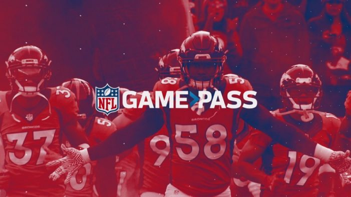London based How Now Creative goes global for NFL GAMEPASS