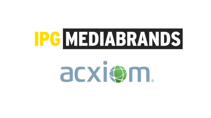 IPG Mediabrands and Acxiom forge strategic data partnership
