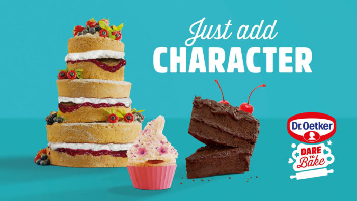 Dr. Oetker launches new character led creative for Great British Bake Off sponsorship