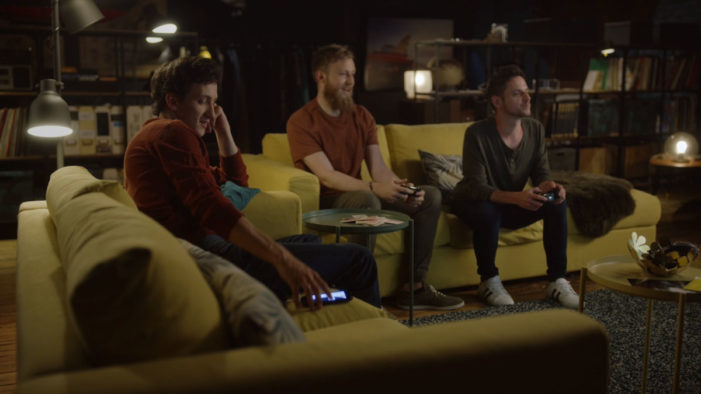 Buzzman helps IKEA 'make room for friends' in new campaign