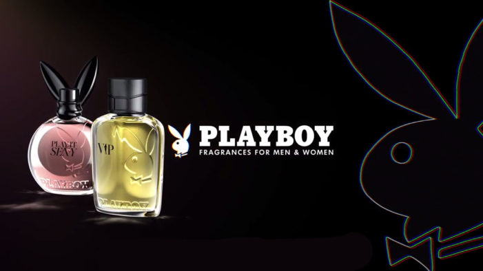 Leo Burnett France and Playboy Fragrances urge consumers to 'Never Stop Playing'