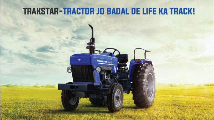 Gromax and Scarecrow Communications look to change lives of Indian farmers with the launch of Trakstar tractors
