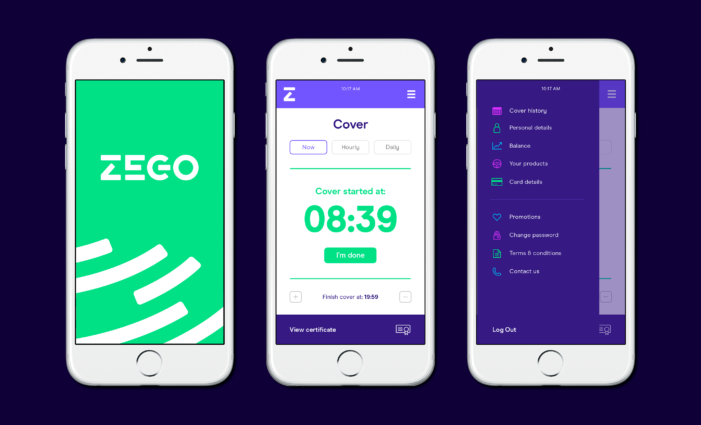 Ragged Edge creates an innovative brand for Zego, a new kind of insurance company