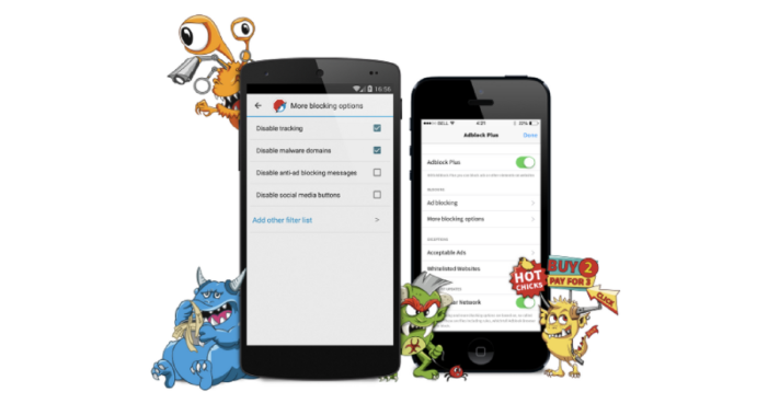 Adblock Plus releases Adblock Browser for iOS 2.0