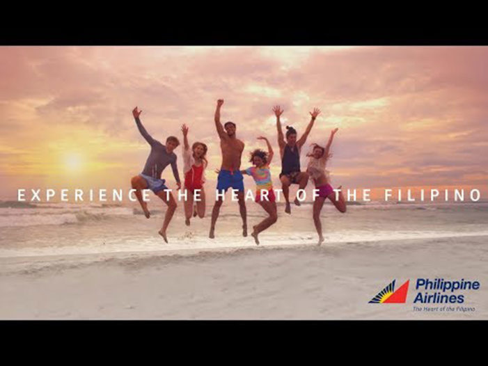 Philippine Airlines New Brand Campaign 'Experience the Heart of the Filipino'
