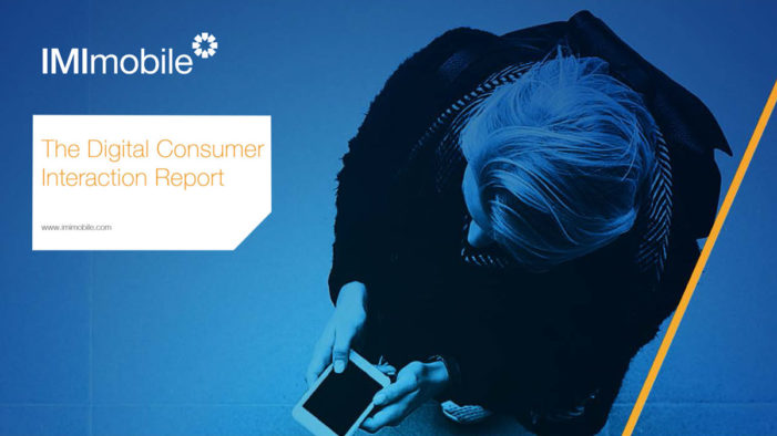 IMImobile: 68% of consumers prefer customer service over digital messaging channels