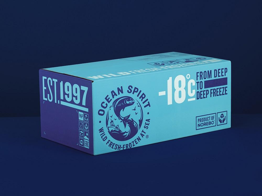 Ocean Spirit – Packaging LR
