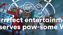 Virgin Media Goes Cat Crazy With New Claw-Some Social Advert