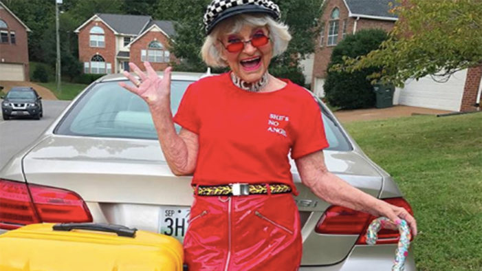Insta-Granma, Baddie Winkle, Announces Ultimate Bad Ass Bucket List Trip