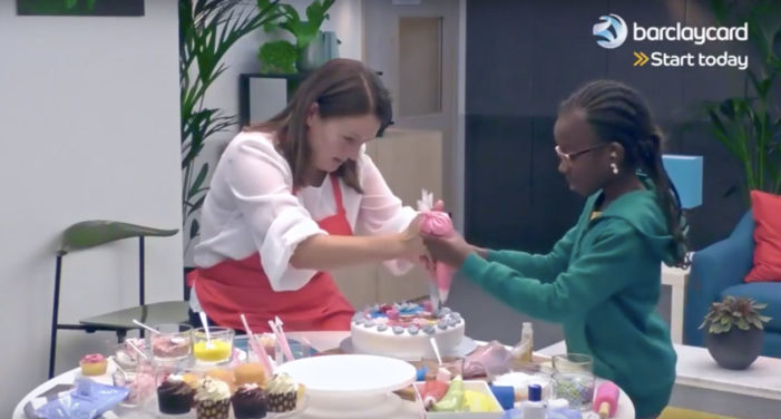 Barclaycard Experiment urges people to stop waiting and 'Start Today'