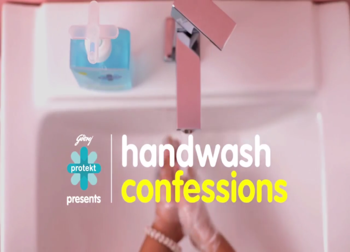 This Global Handwashing Day, Godrej protekt brings you the cutest #HandwashConfessions