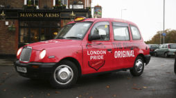 London Pride unveils new brand with on pack promotion that gives consumers the chance to experience the Original London