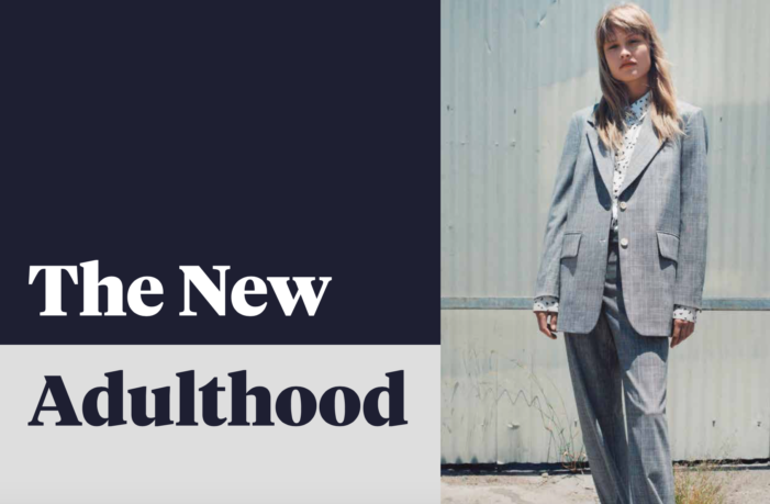 "Adults 2020: J. Walter Thompson's ""The New Adulthood"" Report Zeroes In On The Influential New Consumer Tribe"