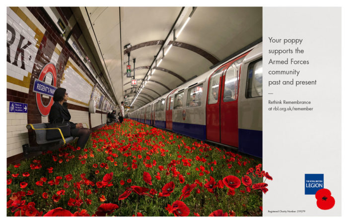 Y&R London continues to highlight the relevance of Remembrance in new campaign