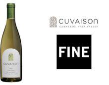 FINE Partners with Cuvaison to Shape Historic Wine Brand's Future