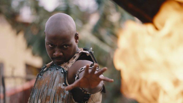 Meet Tinqoh – Lebogang Rasethaba's new superhero for Brothers For Life
