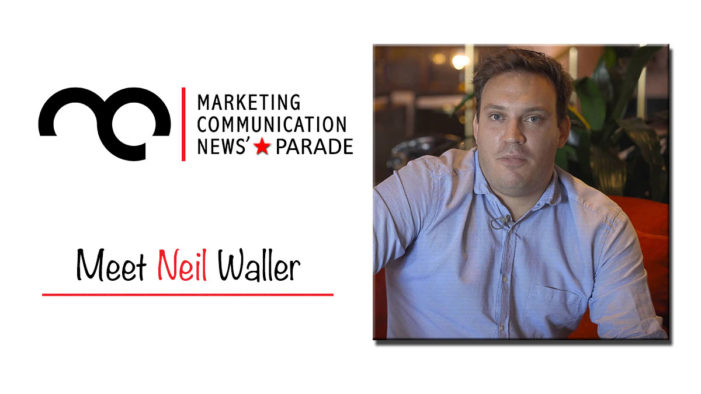 MarComm's Star Parade: Meet Neil Waller