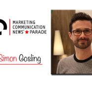 MarComm's Star Parade: Meet Simon Gosling