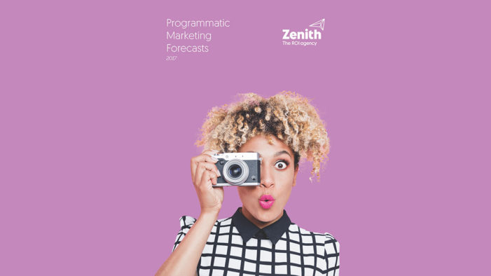 67% of digital display to be sold programmatically by 2019, according to Zenith