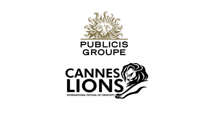 Publicis Groupe Salutes Cannes Lions' initiative and reconfirms its participation from 2019 Onwards