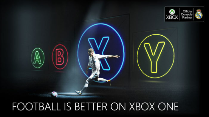Xbox and McCann London tap Real Madrid stars to create tutorials for 'the biggest football game'