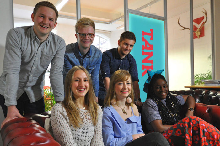 International business growth leads to a raft of new appointments at Tank