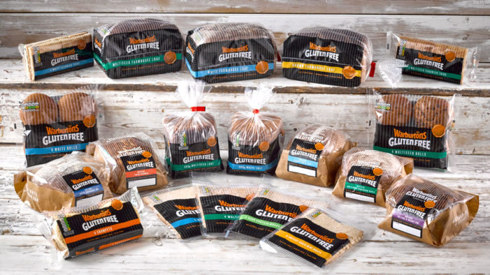 Newburn Bakehouse officially joins Warburtons family with rebrand to Warburtons Gluten Free