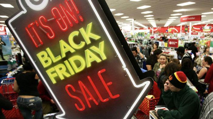 Keep Black Friday shopping free of fake goods
