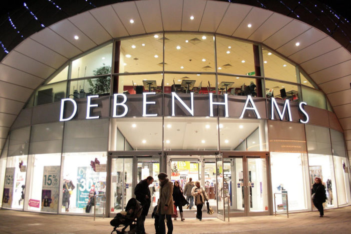 Debenhams Appoints Mother as New Lead Creative Agency
