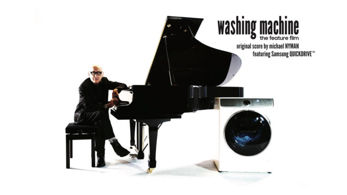 Composer Michael Nyman scores soundtrack for new film focused solely on a 66 minute family wash