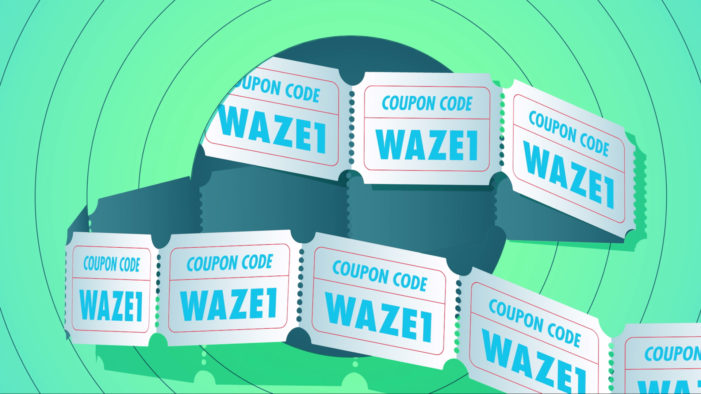 NOMINT Split Fares and Match Pairs in Playful Animated Commercial for Waze