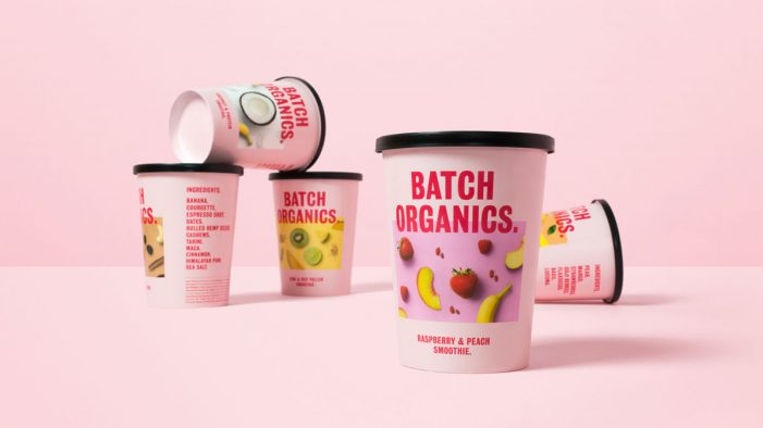Ragged Edge Helps Batch Organics Cut Through a Crowded Category with a Straight-Talking Approach
