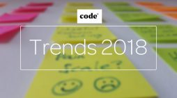Consumers want improvement over digital innovation in 2018, according to Code Computerlove