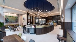 JHP Designs Lavazza's Flagship Store in Milan