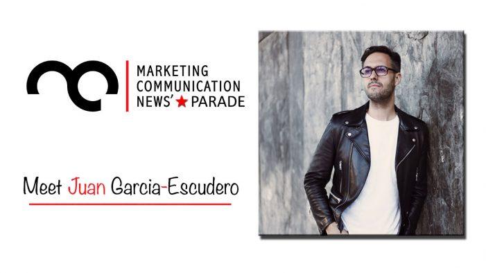 MarComm's Star Parade: Meet Juan Garcia-Escudero