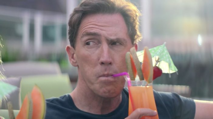 P&O premieres latest 'This is the life' TV advert featuring Rob Brydon