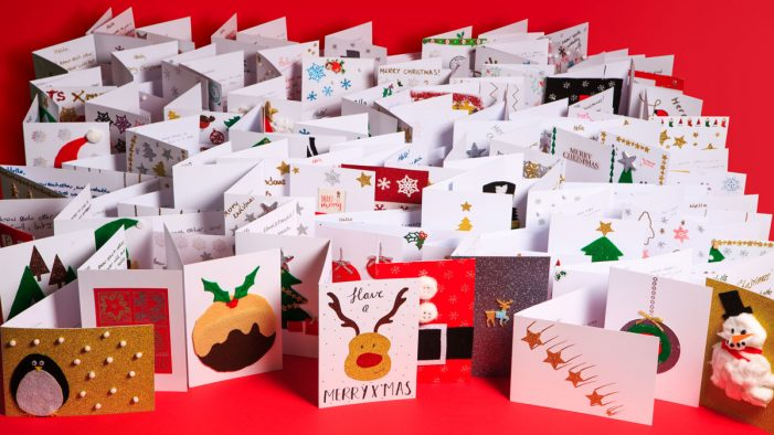 Unlimited Group forgo usual Christmas cards and recreate a 70s social experiment for its #giftofahello project