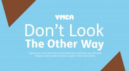 "Southpaw launches ""Don't look the other way"" Christmas campaign for YMCA"
