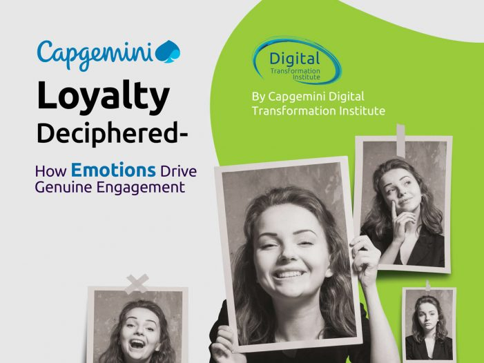 Retailers could see a 5% boost to annual revenues by driving emotional engagement with consumers