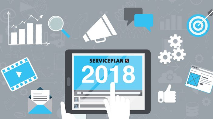 Serviceplan Group's leadership highlight their communication trends for 2018