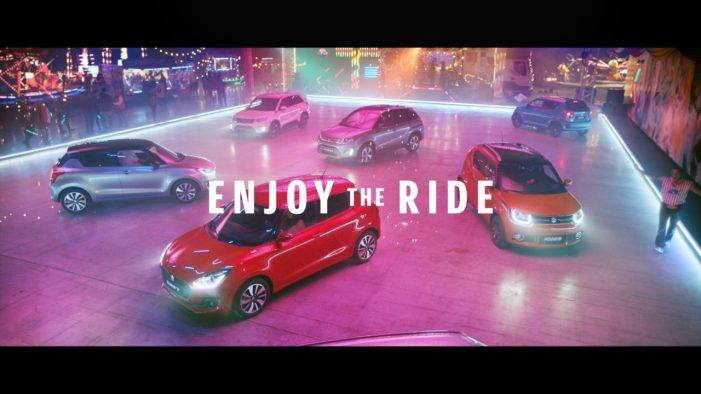nineteentwenty Put the Flair into the Fair in Suzuki Dodgems Spot by Red Brick Road