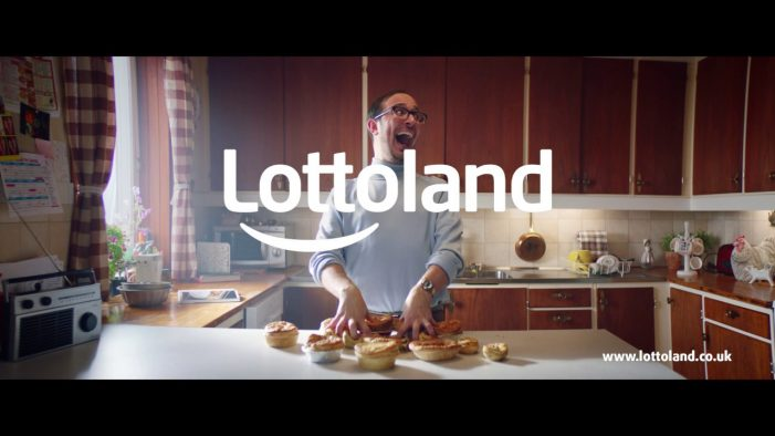 Lottoland launches risqué multi-media campaign by Nonsense in the UK