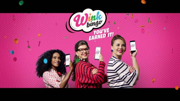 Recipe launches new campaign for Wink Bingo