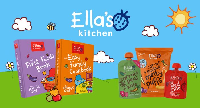 Ella's Kitchen teams with Arena Media for media planning and buying