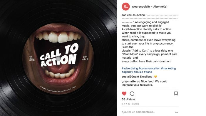 We Are Social transforms industry buzzwords into beautiful vinyl albums