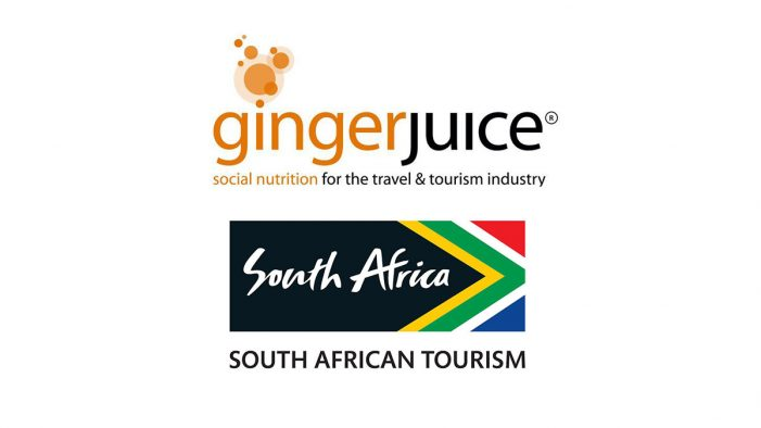 South African Tourism appoints Ginger Juice as UK Social Media Agency