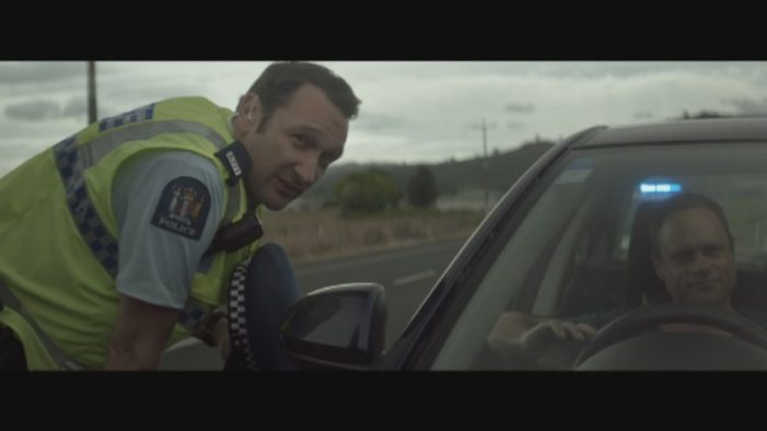 NZTA and NZ Police Launch Brutally Real Driving Safety Film